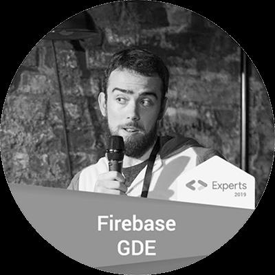 Dominik Šimoník, Software Engineer, Google User Group