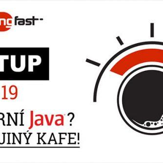 Moderní Java úplně jiný kafe meetup